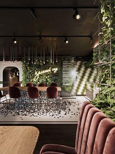 Tolko Interiors - Green Garden