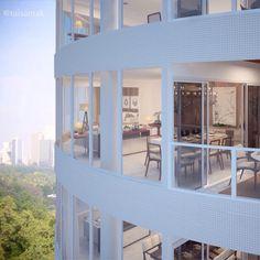 Fachada do Gran London Ville, visualização 3D do novo empreendimento da Granado Imóveis. 😍 Maiores informações em www.granadoimoveis.com.br Projeto de interiores em parceria com os arquitetos Vanor Fernandes e Amanda Gayotto.  #projeto #arquitetura #arquiteta #fachada #decor #decorado #interiores #architecture #archviz #3D #sketchup #3dsmax #vray #vrayrender #render #maringa #granadoimoveis #granlondon #homedesign #building #decoracao #instadecor #instarender #arquiteturaedesign…