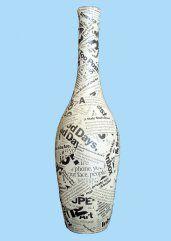 9 ideias para reutilizar garrafas de vidro na decoração | CLAUDIA