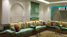 مجلس مغربي روعة من تصميم وتنفيذ جلستي المطرزة جوال التواصل 0506711821 Sectional Couch Home Decor Bathroom Makeover