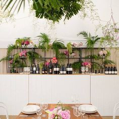 And a close up of THAT bar! @ceciliafox Image: @alisonmayfieldstudio