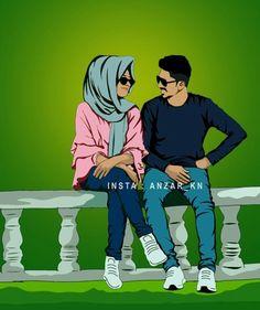 Love Cartoon Couple, Cute Couple Art, Cute Love Cartoons, Anime Love Couple, Cute Love Pictures, Cute Cartoon Pictures, Cute Love Wallpapers, Cute Cartoon Wallpapers, Painting Love Couple