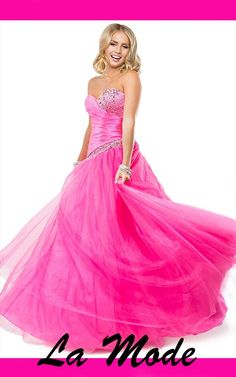 High Quality Stunning Girls Pageant Dresses Floor length Beads Lace-up Mix Color and Size Sweetheart A Line Prom via La Mode. Click on the image to see more!