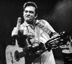 Johnny Cash - He did it his own way, nuff said