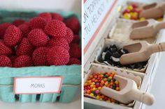 ... ♥ Nina Designs + Parties: Fiesta de Helados!! Ice Cream Party! y nueva tienda!