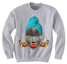 Image of Fulani Crewneck Sweatshirt