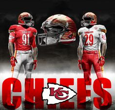 Kansas City Chiefs should have these as alternate jerseys!