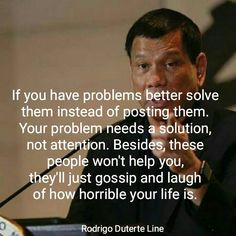 President Of The Philippines, Rodrigo Duterte, War On Drugs, Political Science, Foreign Policy, Presidential Election, Note To Self, Out Loud, True Stories