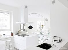 Interiors | Kitchen by saerome