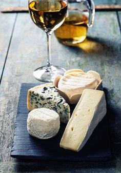 Various types of cheese and white wine Framed Art Print by Natalia Klenova - Vector Black - MEDIUM Fromage Cheese, Queso Cheese, Wine Cheese, Gourmet Cheese, Sauvignon Blanc, Cabernet Sauvignon, French Cheese, Chenin Blanc, Wine Photography