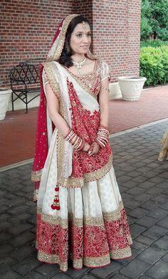 Custom Wedding Saree/ Sari Sketch wedding and by ForeverYourDress