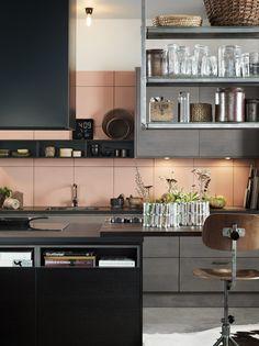 Casinha colorida: Cores na cozinha                                                                                                                                                                                 Mais