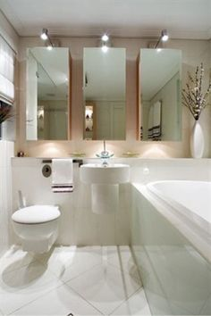 Bathroom Photos Modern Bathroom Design And Recessed Shelves