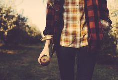 Orchard Style: Flannel + Plaid and a Giveaway with Duluth Trading Co.