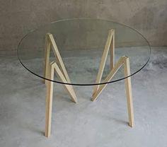 """Accordion"" table - Stockholm Furniture Fair"