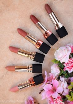 I have praised my love for Avon lipsticks many times and their matte formula is one of the best matte formulas in a regular lipstick format. Plumping Lipstick, Avon Lipstick, Lipstick For Fair Skin, Lipstick Swatches, Nude Lipstick, Lipstick Shades, Lipstick Colors, Lip Colors, Lipstick Quotes