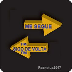 me segue que eu sigo-TIM