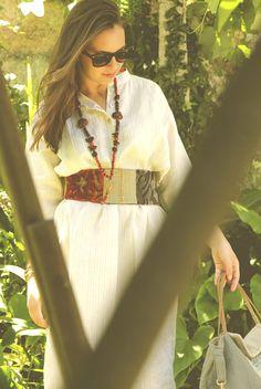 UV002  Tamanho | Size: M/L  Descrição | Description: Vestido tipo túnica | Dress tunic type  Composição | Composition: 100% Linho | 100% Linen  Preço | Price: 85€