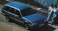 OG |Opel Senator A2 Caravan | Only 7 models built by Keinath