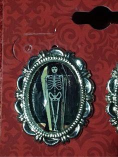 Lady Bones Earrings