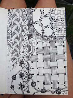 zentangle 2 - Petra Schneider