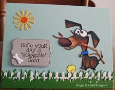 for Crusoe, the celebrity dachshund