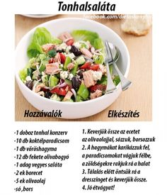 Salad Recipes, Healthy Recipes, Tasty, Yummy Food, Foods To Eat, Other Recipes, Food To Make, Meal Prep, Food And Drink