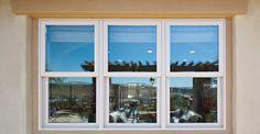 Montecito Series vinyl windows by Milgard