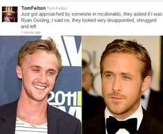 That's not really something to complain about, Tom. o-o