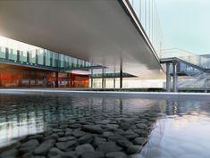 Gallery of Ferrari Operational Headquarters and Research Centre / Massimiliano & Doriana Fuksas - 7