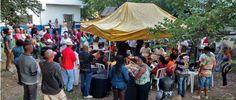 No próximo feriado, dia 9 de julho, acontece o Samba de Terreiro para assistir a semi-final da Copa do Mundo na Vila Nova Cachoeirinha. O evento começa às 13h e termina às 22h e a entrada é Catraca Livre.