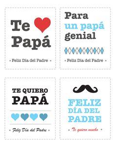 Tarjetas Día del Padre para imprimir: http://dibujos-para-colorear.euroresidentes.com/2013/03/tarjetas-para-felicitar-el-dia-del-padre.html