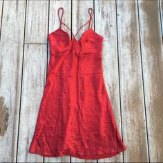 Red Victoria's Secret Lingerie Excellent condition! No rips or stains. Worn once. Ships Immediately! PINK Victoria's Secret Intimates & Sleepwear