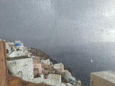 Santorini no Inverno