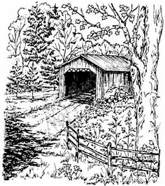 yhst-10245740363096_2248_245156392 (442×499) Colouring Pages, Adult Coloring Pages, Coloring Books, Colorful Pictures, Art Pictures, Landscape Drawings, Landscapes, Pretty Images, Country Scenes
