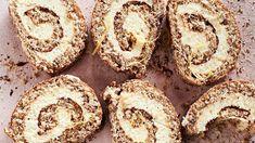Juustokakkukääretorttu on uusi klassikko – tähän ihastut! No Bake Cake, Deli, Bagel, Cheesecake, Muffin, Bread, Cookies, Baking, Breakfast