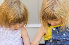 Learning to balance work and motherhood.