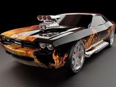 Antonio⚔ - Dodge Challenger 2010 tuning car.jpg