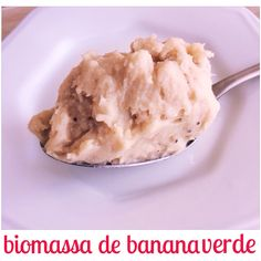 Cozinho, logo existo.: Como fazer: Biomassa de banana verde