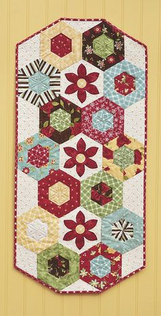 Secret Garden Runner  by Heather Mulder Peterson, via Flickr