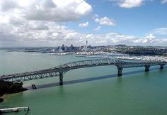 Photo by Getty  Auckland Harbour Bridge