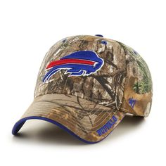 new style 24b86 3bfd4 Buffalo Bills Realtree Frost Adjustable Hat