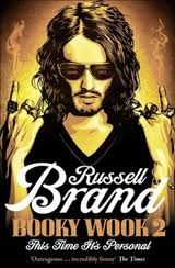 I love Russel Brand. If my husband and I had freebie lists he would get every spot on mine. Books funny as the first one, and the cool cover is by the cool shepherd fairey