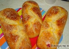 Easter Recipes, Easter Food, Recipe Images, Greek Recipes, Sweet Bread, Hot Dog Buns, Food Inspiration, Chocolate Cake, Macaroni And Cheese