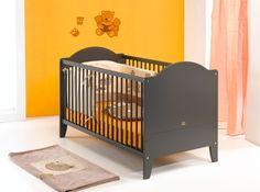 Avant transformation : le concept pratique et économique : le lit évolutif en 70 x 140 qui se transforme en lit d'enfant !