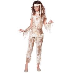 I found great Halloween Costumes on BuyCostumes.com. Mysterious Mummy Tween Costume, Click here to find more unique Costume ideas! Life's better in costume.