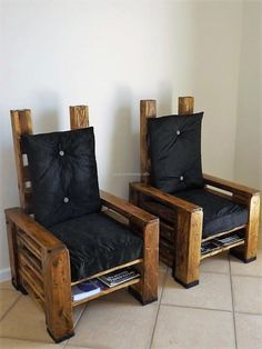 pallet-made-chairs