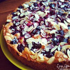 Венский пирог с вишней - видеорецепт | Кулинарные рецепты от «Едим дома!»