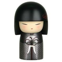 Figurine de collection KimmiDoll, Kimmi Hideka.   Edition limitée.   Hauteur : 40 cm. Dimension totale : 21 x 21 x 40 cm.   Matière : polystone.   Valeur de Hideka : SAGESSE.