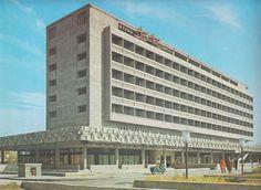 Hotel Ashkhabad, Ashgabat Turkmenistan 1969 A. Akhmedov, F. Aliyev, V. Vysotin, V. Kutomov